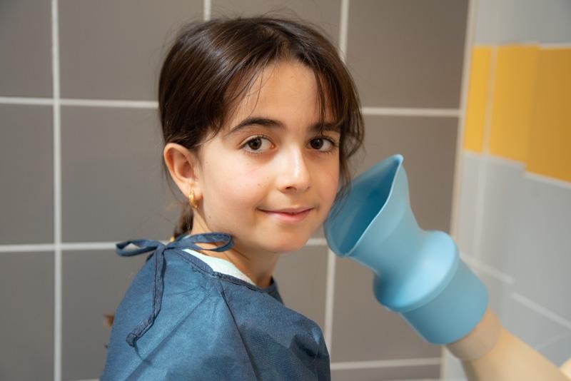 Cure enfant ORL : 6 jours